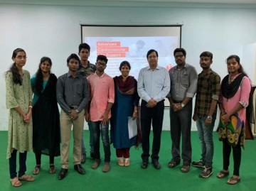 MMHRC conducted 2 nd batch of AHA BLS and ACLS from 29th November to 1st December completed successfully.
